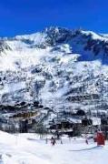 station ski auron nice
