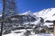 val d'allos station ski photo
