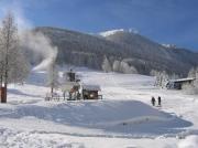 domaine skiable crevoux