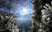 Deux alpes - station de ski photo